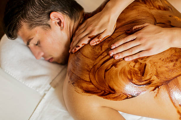 chocolate wine massage